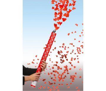 le canon projette les confettis toiles coeurs ou ptales 10 mtres de haut - Canon A Confetti Mariage