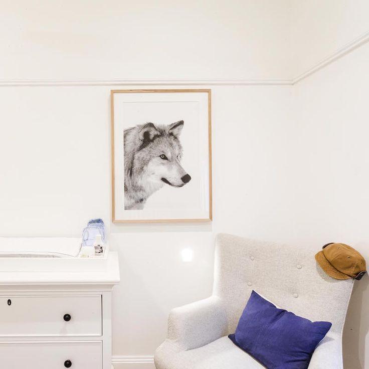 BLUE Carly & Leighton | Week 5 Room 1 | NurseryThe Block Shop - Channel 9