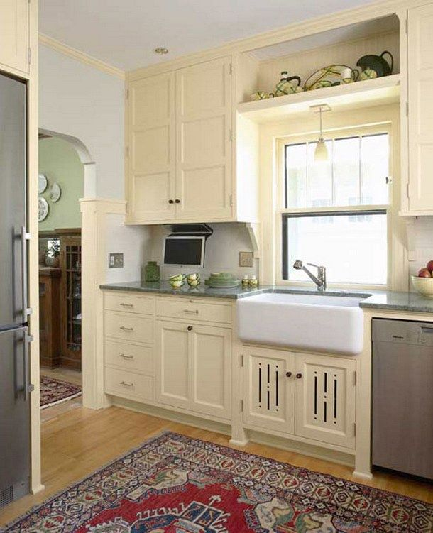 Delorme Designs Awesome Bungalow Craftsman: 101 Awesome Craftsman Kitchen Design Ideas (92)