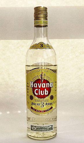 Havana Club - 3 Year Old