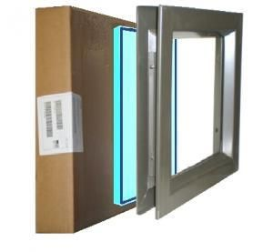 """Amazing Doors & Hardware offers the best #AirLouver 24""""(W) X 30""""(H) Tempered Glass PAK-Vision Lite & Glazing. They are the leading provider of #commercial #door #products, #accessories, & #hardware in the United States."""