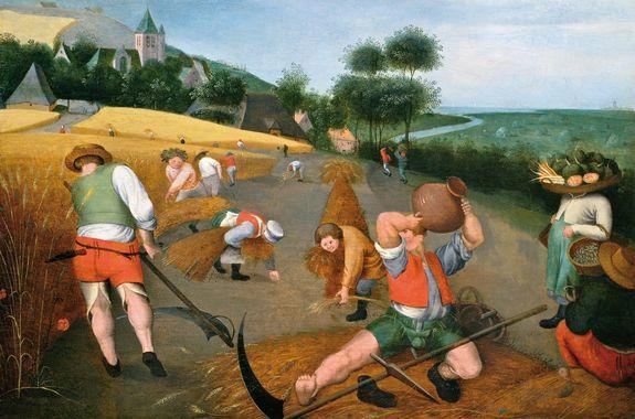 Abel Grimmer: Summer