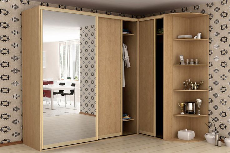 Шкафы в интерьере
