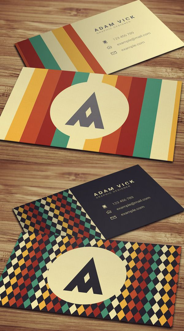 82 best Business Cards 2018 images on Pinterest | Business cards ...