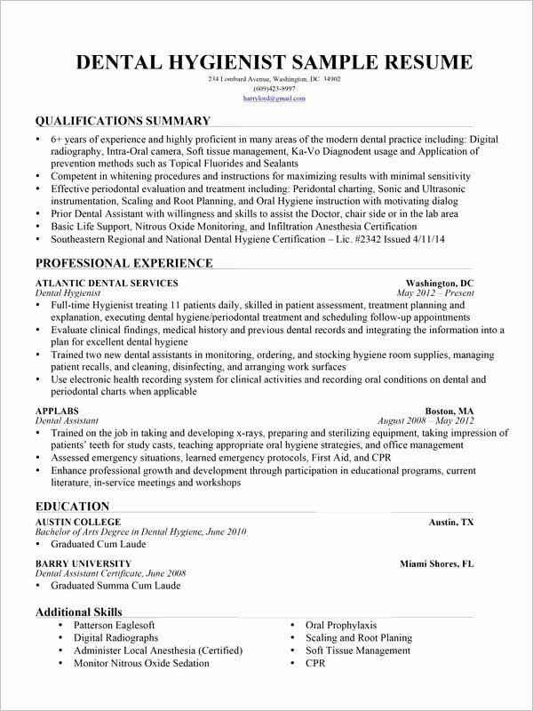 Simple Request For Proposal Example Inspirational Simple Request For Proposal Example Pd Medical Assistant Resume Dental Hygienist Resume Dental Hygiene Resume