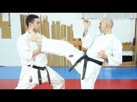 Técnicas de pierna - Aprende karate - Hasta cinturón azul - Sapeando - YouTube