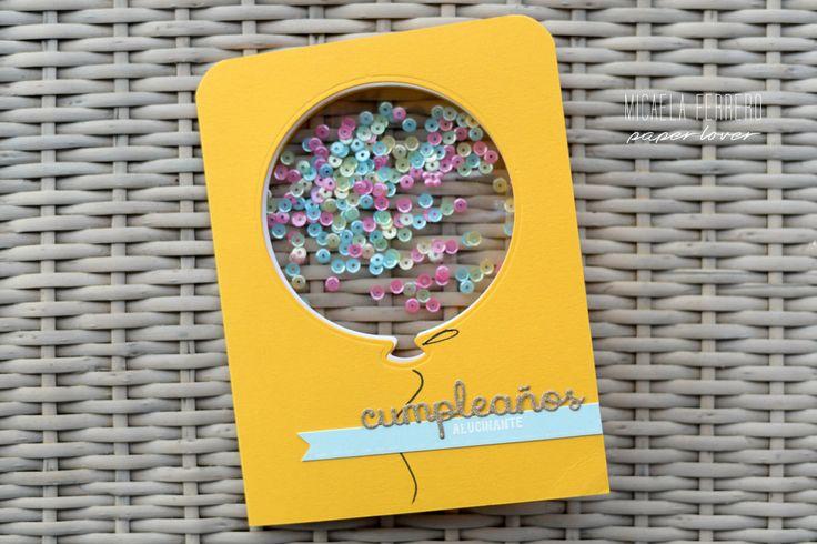 En mi blog podrás aprender todo sobre cardmaking en español, a hacer tarjetas originales, art journal en español, materiales para cardmaking y mucho más!