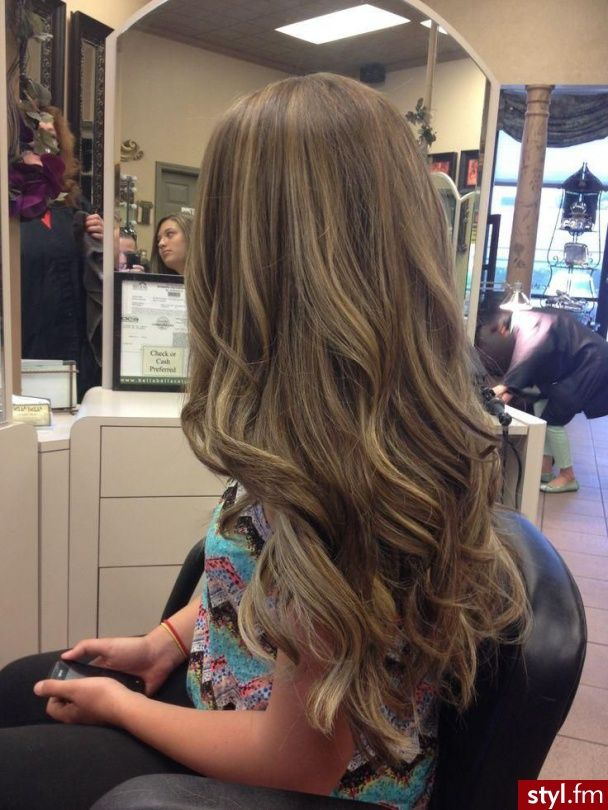 This is my natural hair color..