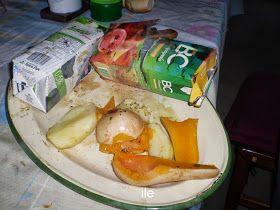 Verduras cocidas en tetabrik