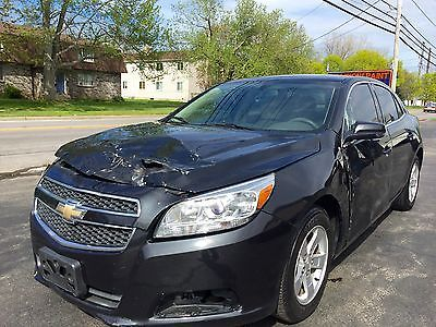 eBay: 2013 Chevrolet Malibu LT Sedan 4-Door 13 2013 CHEVROLET MALIBU 1LT SALVAGE RUNS #carparts #carrepair