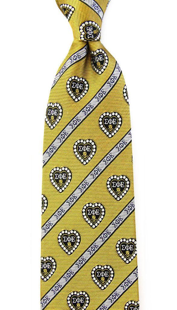 Sigma Phi Epsilon Neck Tie