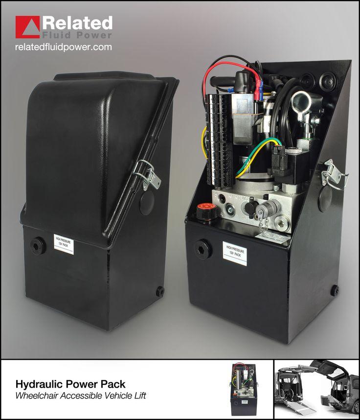 Hydraulic Power Chair : Best hydraulic mini power units images on pinterest
