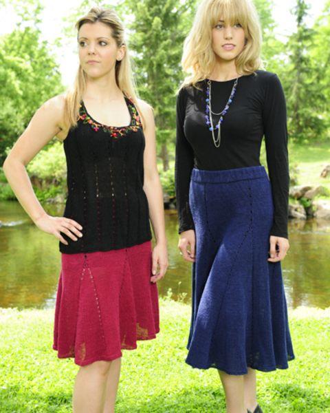 Louet North America -  - Stephanie Skirt