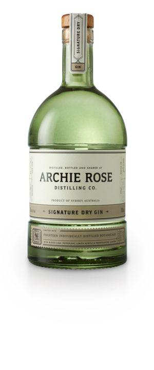 Sydney Distillery Archie Rose's Dry Gin