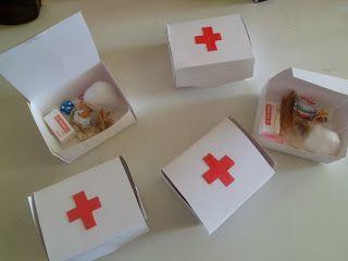 """Αστερολούλουδα εν δράσει: ένα διαφορετικό """"κουτί"""" πρώτων βοηθειών!!"""