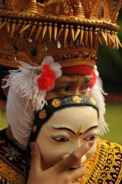 performer from Denpasar, Bali