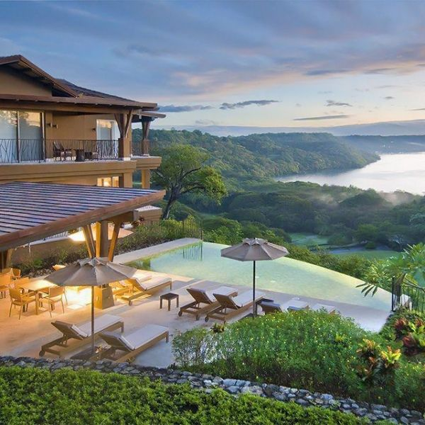 How beautiful is this place?    **********Villas Vista Hermosa, Costa Rica from Picsity.com