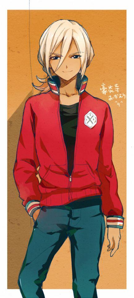「+GOUENJI COLLECTION+落書き」/「南城」の漫画 [pixiv] Shuya Goenji | Inazuma Eleven GO