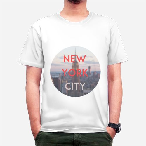 New York City dari tees.co.id oleh Haberdasher 101