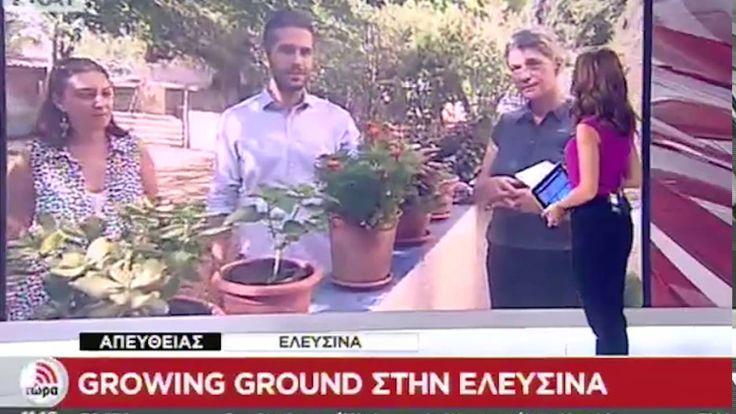Growing Ground @ Skai TV