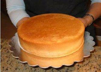 How to make a Sponge cake from scratch?