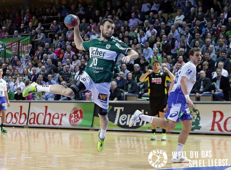 Wetzlarer Handballfest gegen den HSV Hamburg