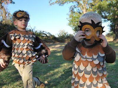 Best 25 owl costume kids ideas on pinterest owl costumes owl diy kids halloween costumes solutioingenieria Images