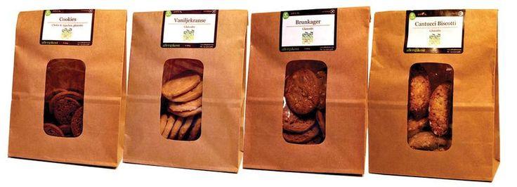 Lækre #glutenfri #Julesmåkager bagt af en #dansk håndværksbager :-) #Mums!