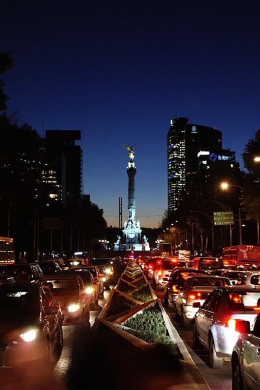 Paseo de la Reforma, Mexico City l mexico city #mexico| df | chilango | pachucochilango.com #ADondeQuieras