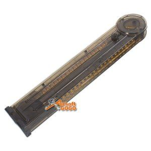 Army Force P90 68rd AEG Magazine for Marui, King Arms, Classic Army - AirsoftGoGo