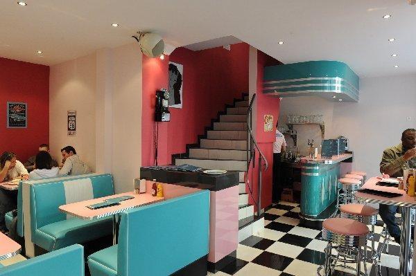 Le Happy Days Diner - Paris