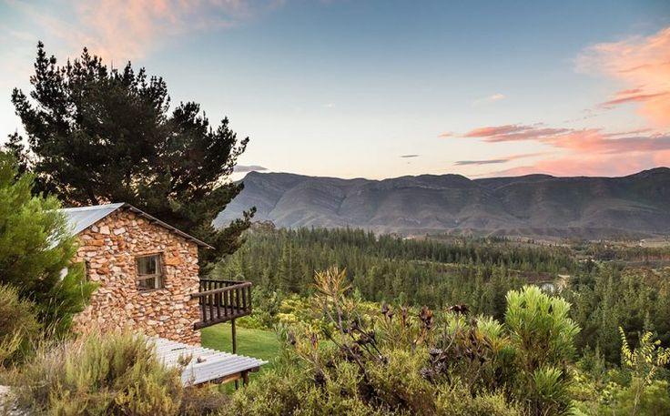 Panorama Cottage, photo by Chris Davies.