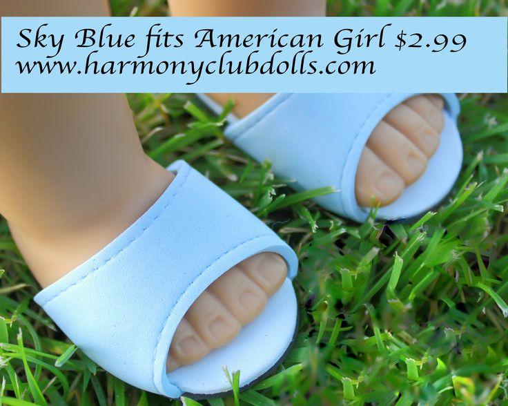 Harmony Club Dolls Over 300 styles to fit American Girl Dolls www.harmonyclubdolls.com