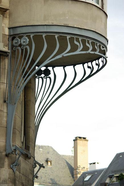 art nouveau balcony support                                                                                                                                                                                 More