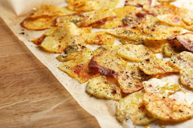 Une recette facile de chips maison pour faire compétition à Ruffle et à Lays. (Au moins dans votre maison)
