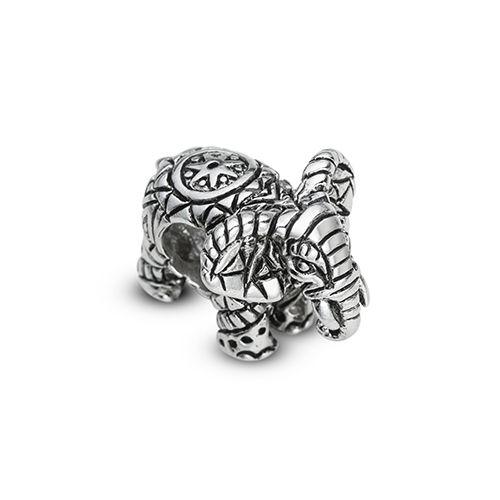 VIVARA Life   Pingente Elefante Étinico Prata R$100
