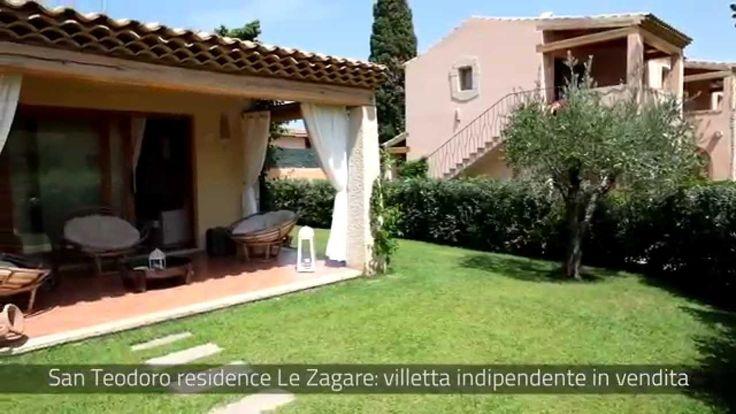 San Teodoro Residence Le Zagare villetta in vendita nel curatissimo residence Le Zagare, proponiamo villetta in vendita con ampio giardino piantumato.