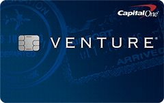 Venture Miles Rewards Credit Card | Capital One     Must get for best travel rewards  No forigen trascaction fees  get 2x miles on every purchase  no anuual fee first year then $59 annual fee