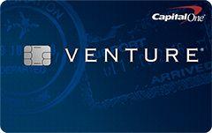 Venture Miles Rewards Credit Card   Capital One