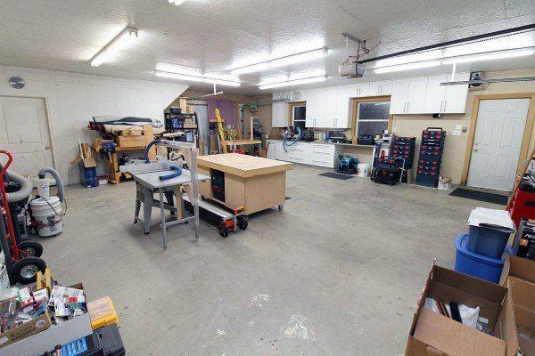 Top 60 Best Garage Workshop Ideas Manly Working Spaces Garage