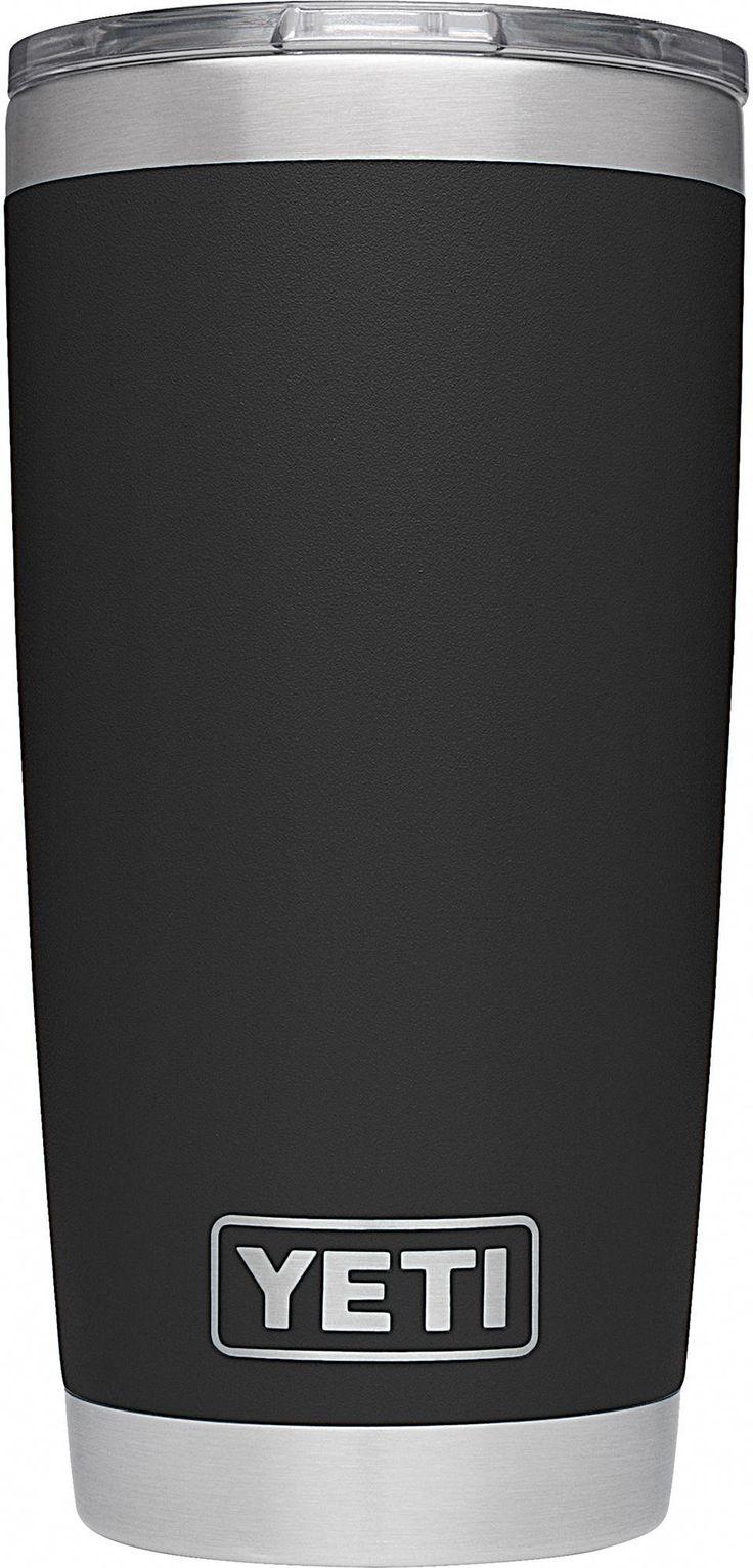Yeti 20 oz. Rambler Tumbler Cup, Black in 2020 Yeti 20