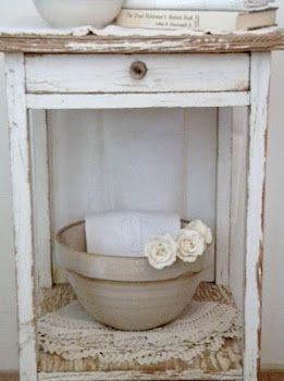 . . . Cabin & Cottage: Chippy & Shabby Time