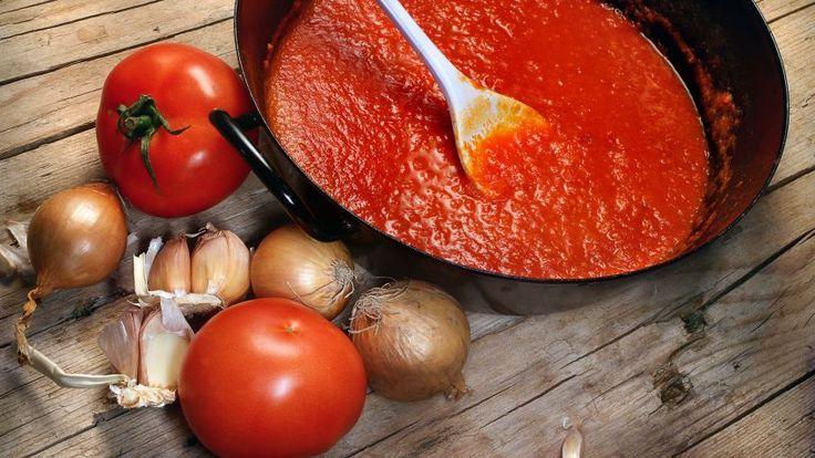 6 salsas básicas de cocina