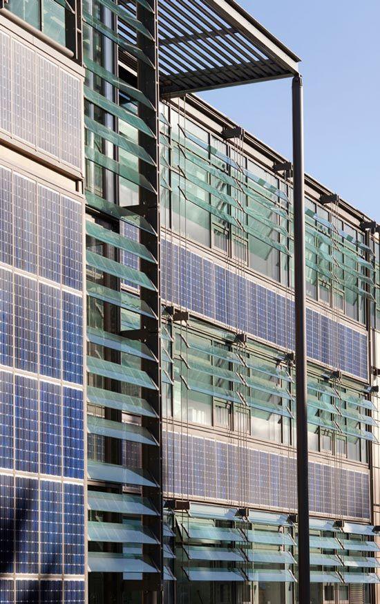 transulent photovoltaic glass- #bipv