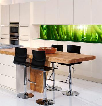 best 25 k chenr ckwand glas ideas on pinterest k che spritzschutz glas fliesenspiegel glas. Black Bedroom Furniture Sets. Home Design Ideas