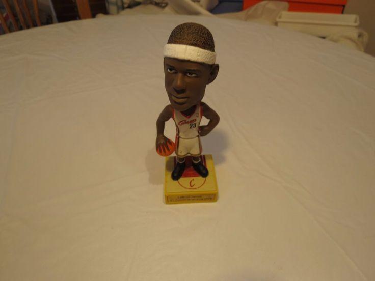 LeBron James Cavaliers 23 bobblehead bobble head #1 overall Draft pick 2003 NBA #UpperDeck #Cavaliers