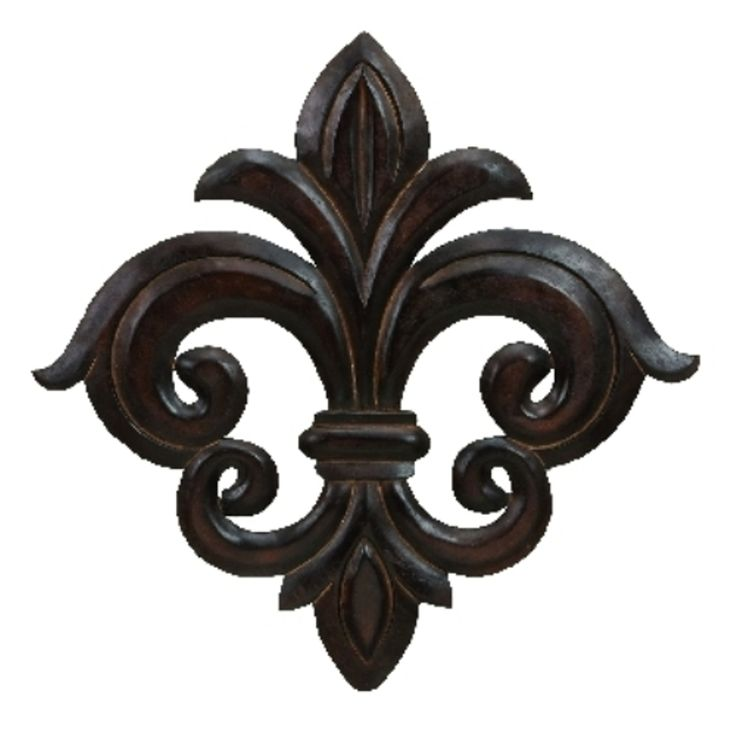 51 Best Images About Fleur De Lis On Pinterest Wall