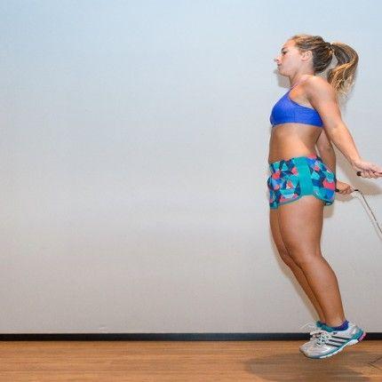 Saltare la corda: l\'allenamento che ti fa bella