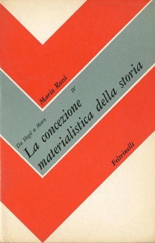 Progetto grafico di Bob Noorda e Massimo Vignelli / Unimark International.