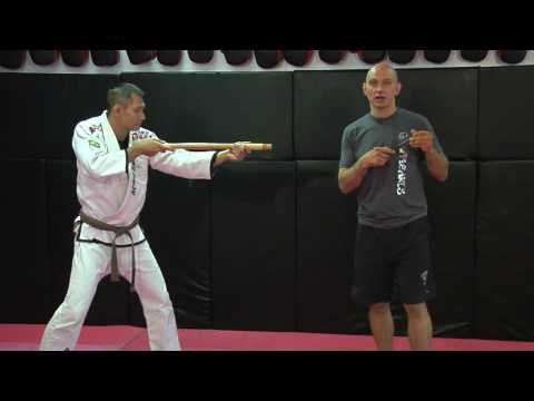Two WORST Martial Arts Techniques Ever! - YouTube  Great deconstruction of some very bad advice.